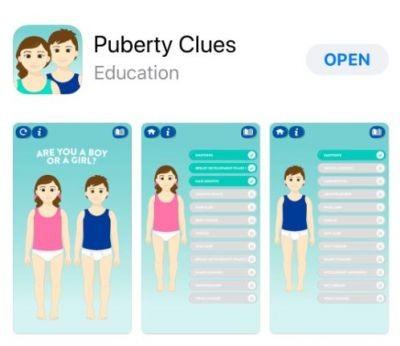 puberty-clues