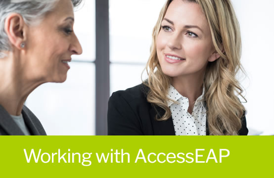 Working with AccessEAP