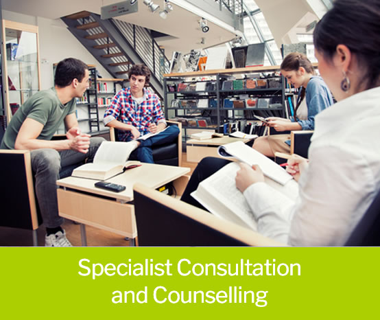 Specialist Consultation and Counselling
